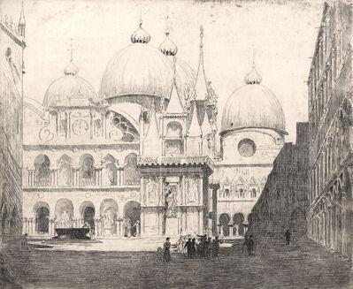 Arthur Streeton, 'San Marco, Venice', ca. 1910