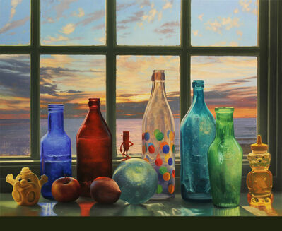 Scott Prior, 'Window at Sunrise', 2014