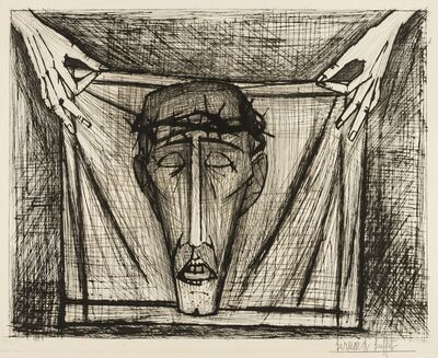 Bernard Buffet, 'Holy Face', 1953