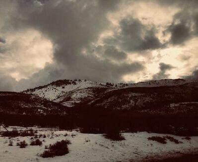 Richard Rosenblatt, 'The Winter Hills', 2020