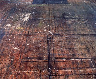 Kevin Capon, 'Eastward View, Colin McCahon's Muriwai Studio Floor', 2006