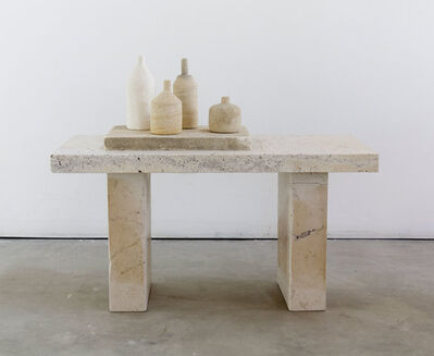 Jane Rosen, 'STONE MORANDI TABLE', 2016
