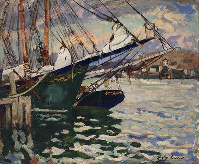 Hayley Lever, 'Gloucester Harbor'