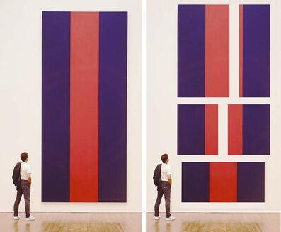 Greg Allen, 'Chop Shop Newman Painting No. 2-6', 2016