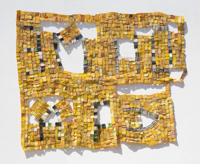 Serge Attukwei Clottey, 'A passion for change', 2018