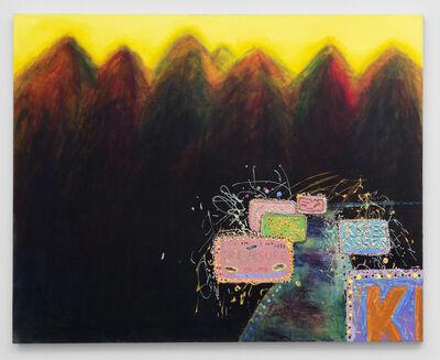 Yael Kanarek, 'Kisses Kisses', 1995