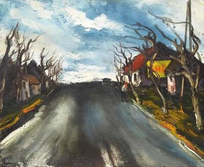 Maurice de Vlaminck, 'Route de Beauce', ca. 1954
