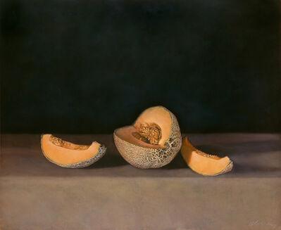 Kate Breakey, 'Still Life with Cantaloupe', 2003