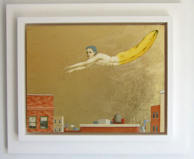 Tabitha Vevers, 'BANANAMAN - To the Rescue', 2010