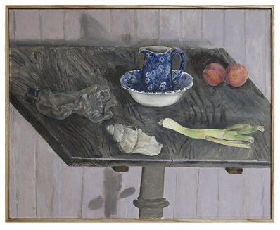 Kent O'Connor, 'Scotland Table with Objects', 2017