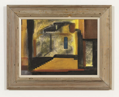 Charles Heaney, 'Yellow House', mid century