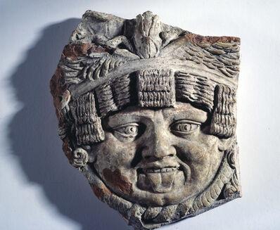 Unknown Artist, 'Fragment of revetment plaque head of the Gorgon Medusa', 27-14