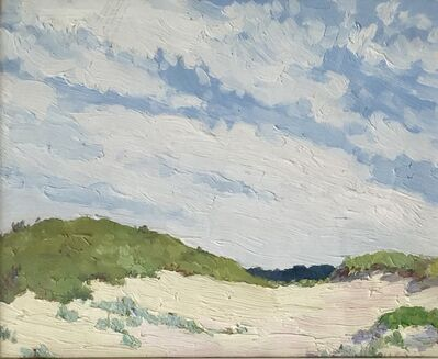 Houghton Cranford Smith, 'Dunes', ca. 1915