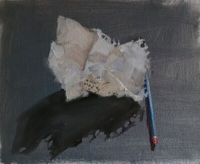 Rosemary Burn, 'Paper and pencil', 2021