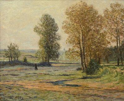 Maxime Maufra, 'Gelée blanche en automne (Frost in Autumn) ', 1902