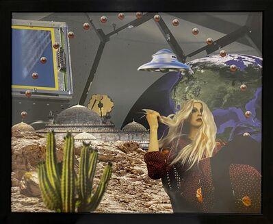 Agil Abdullayev, 'Rashida at her planet #1, ', 2021