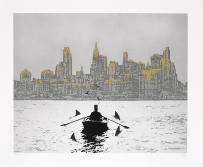 "Nick Walker, '""TMA New York"" (Gold), HPM', 2012"