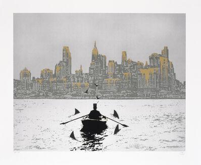 "Nick Walker, '""TMA New York"" (Gold), HPM', 2012"