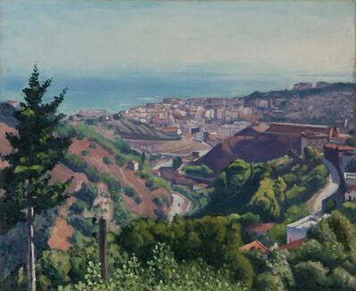 Albert Marquet, 'Beau jour, vue d'Alger', 1945