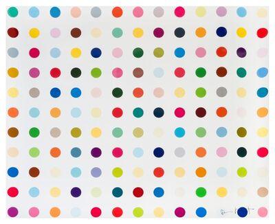Damien Hirst, 'LYSERGIC ACID DIETHYLAMIDE (LSD)', 200