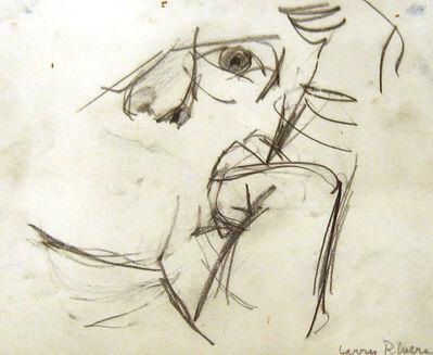 Larry Rivers, 'Berdie', 1953