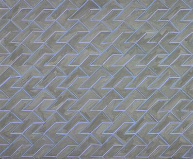 Perle Fine, 'Oblique Reference', 1973
