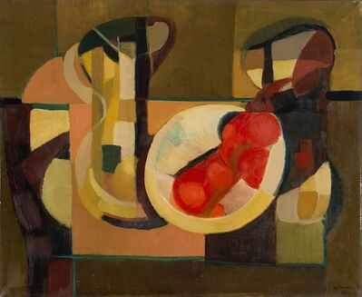 Giuseppe Ajmone, 'Natura morta', 1953