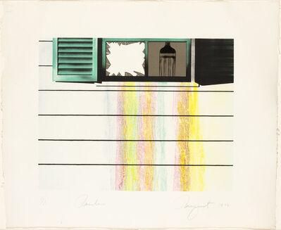 James Rosenquist, 'RAINBOW (GLENN 48)', 1972