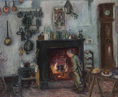 Emile Othon Friesz, 'Scène d'interieur', Unknown