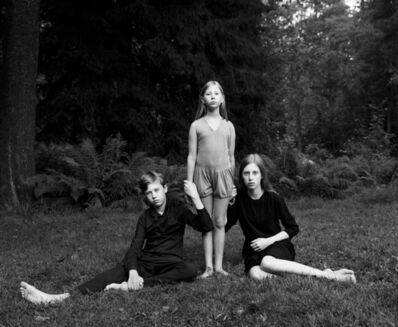 Nelli Palomäki, 'Vera, Dora and Antonio, 2016'