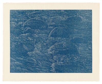 Franz Gertsch, 'Die sieben Weisen (Ufersteine)', 2003