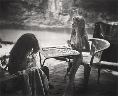Sally Mann, 'Sisters at War', 1991