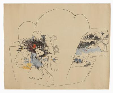 Hannah Wilke, 'Untitled', 1963-1966