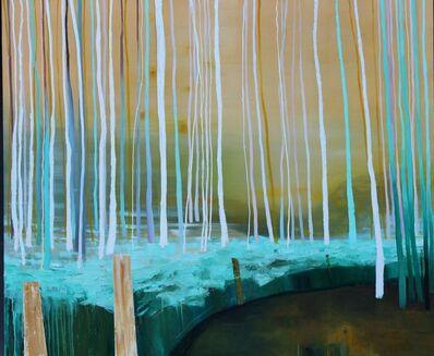 Jena Thomas, 'Rainforest Road 3', 2017