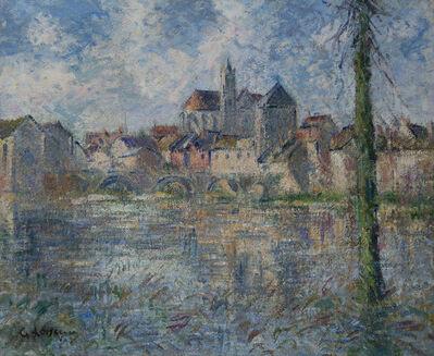 Gustave Loiseau, 'Moret-Sur-Loing', 1933