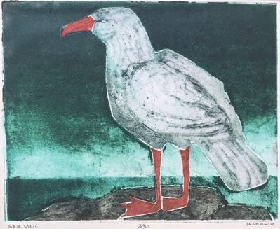 Doris Dickason, 'Sea Gull', Late 20th c.