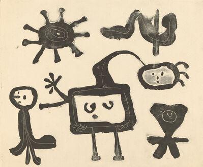 Joan Miró, 'Series I (Dupin 75-82)', 1947