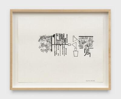 Barry Le Va, 'Silent Diagrams', 2013