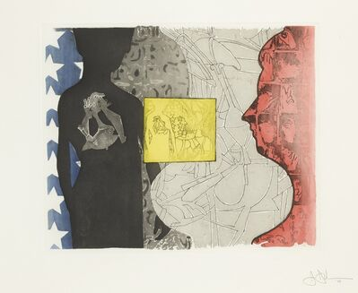 Jasper Johns, 'Untitled (for MoMA)', 2010