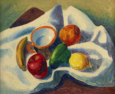 Thomas Hart Benton, 'Still Life', ca. 1912