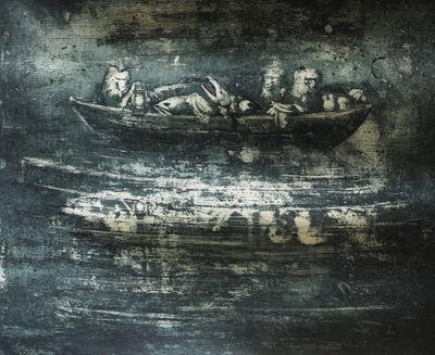Alberto Aragon Reyes, 'Pesca Nocturna ', 2019