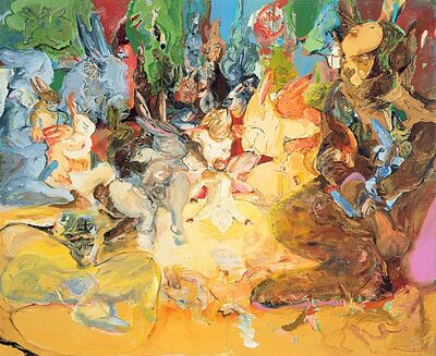 Cecily Brown, 'Untitled', 1996