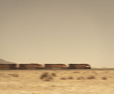 Jack Spencer, 'Desert Train ', 2019