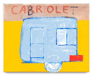 Walter Swennen, 'Cabriolet', 2017
