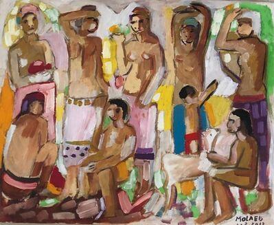 Jamil Molaeb, 'Untitled 9', 2018