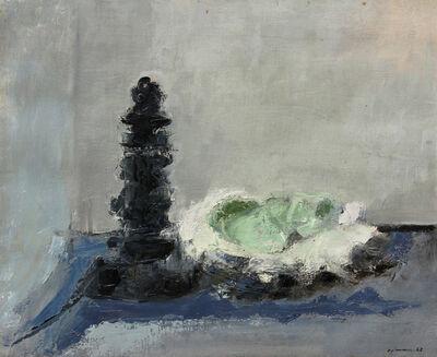 Giuseppe Ajmone, 'Senza titolo', 1963