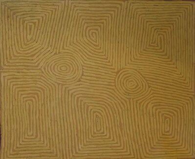 George Tjungurrayi, 'Untitled', 2013