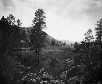 Timothy H. O'Sullivan, 'Cooley's Park, Sierra Blanca Range, Arizona', 1873