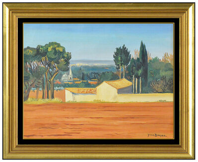 Yves Brayer, 'St. Remy de Provence', 20th Century