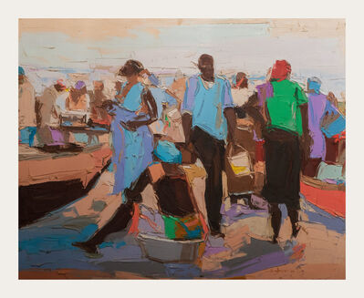 Maxwell Boadi, 'Busy Morning', 2010